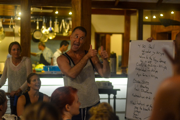Yoga Teacher Training in Costa Rica Big Thumbs Up