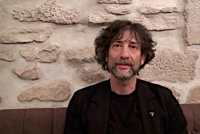 Neil Gaiman en France