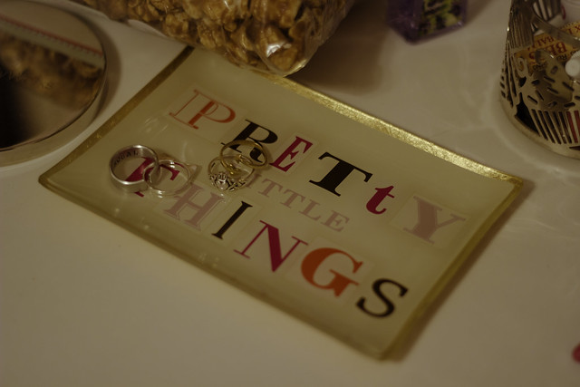 sparkly things