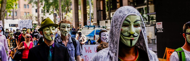 We Are Anonymous Sydney 2014