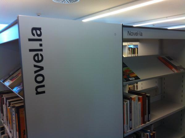 *novel.la, novel·la