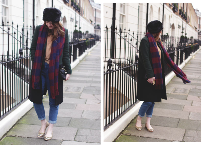 Casual January Style, Bumpkin Betty