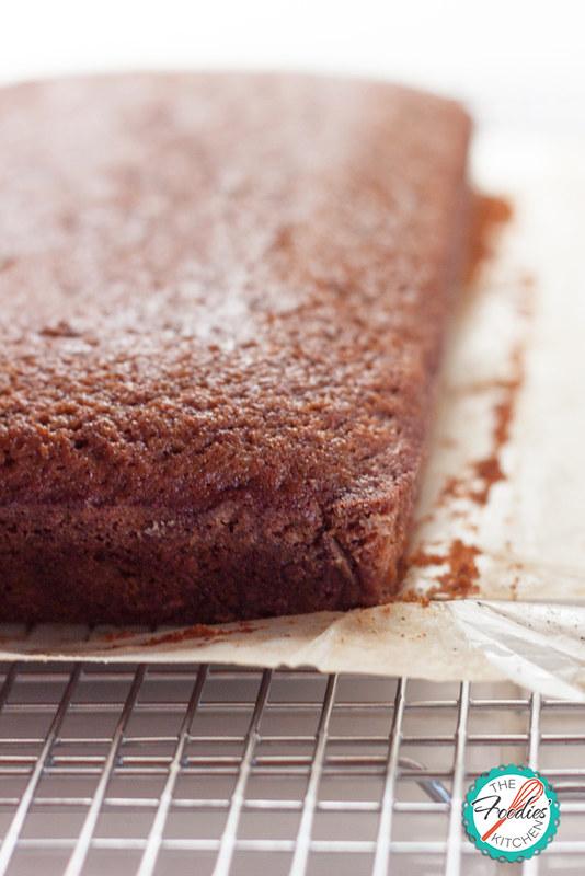 The Foodies' Kitchen Bourbon Spice Cake