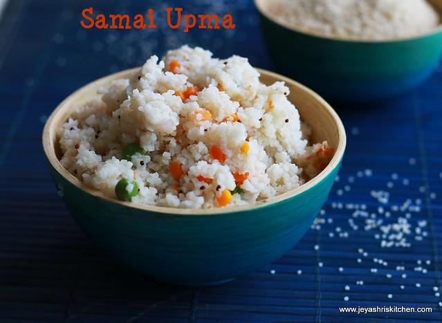 Samai-upma