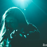 Jessy Lanza // Webster Hall photographed by Chad Kamenshine