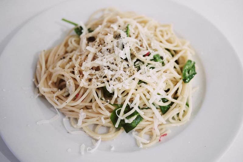 10 minute pasta
