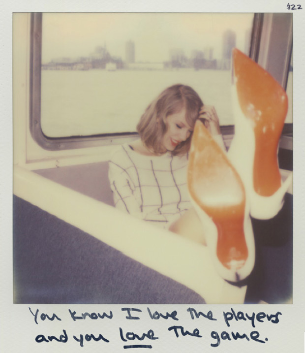 taylor swift iphone wallpaper, 1989 phone wallpaper, 1989ers, 1989 swiftstakes, 1989 digital booklet polaroid, you know i love the players and you love the game, blank space lyrics taylor swift