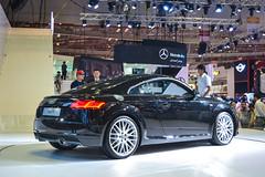 executive car(0.0), automobile(1.0), audi(1.0), exhibition(1.0), wheel(1.0), vehicle(1.0), performance car(1.0), automotive design(1.0), auto show(1.0), audi tt(1.0), land vehicle(1.0), luxury vehicle(1.0), coupã©(1.0), supercar(1.0), sports car(1.0),
