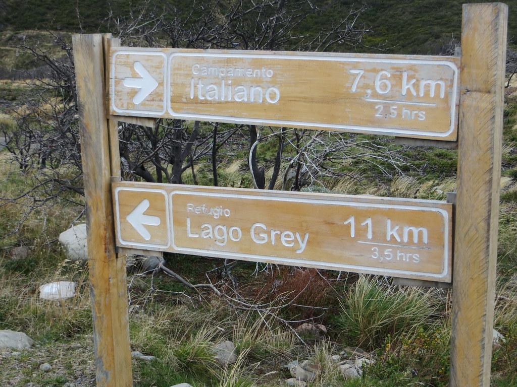 Circuito W : Chile torres del paine circuito w trekking refugiu flickr