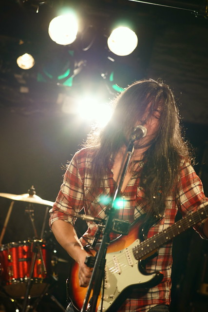 O.E. Gallagher live at Outbreak, Tokyo, 17 Jan 2015. 309