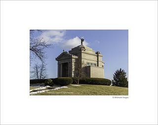 Bishops' Chapel, Mount Carmel Cemetery, Hillside, Illinois