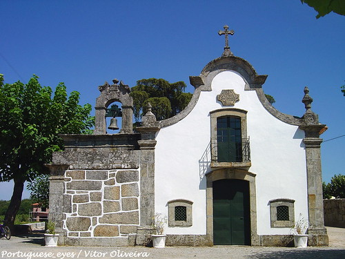 Capela de Santa Ana - Penalva do Castelo - Portugal
