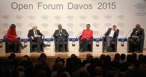 世界經濟論壇。(來源:World Economic Forum)