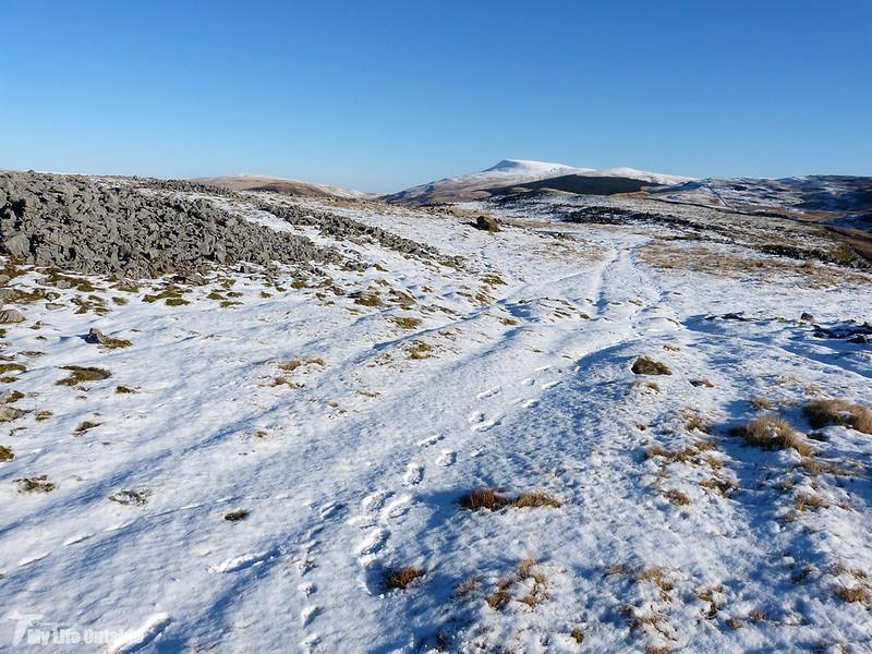 P1100689 - Cribarth Ridge, Brecon Beacons