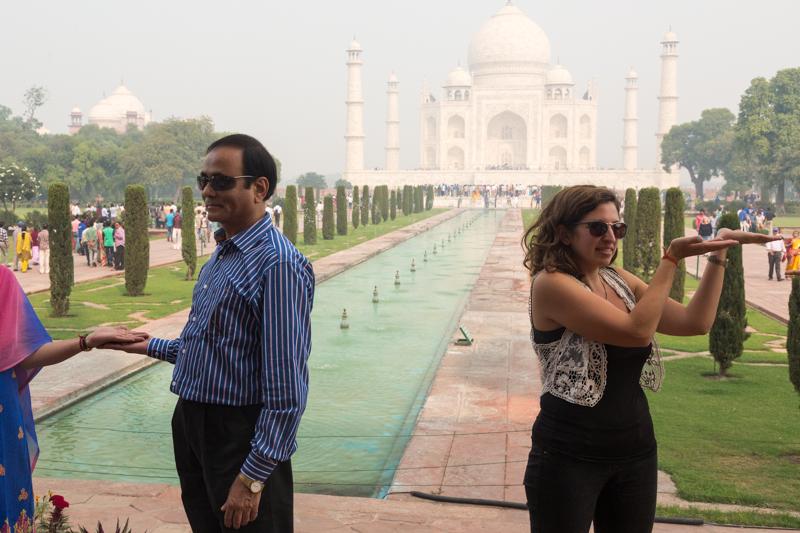 Hands, Taj Mahal