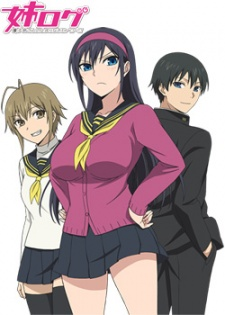 Ane Log OVA - Ane Log: Moyako Nee-san no Honpen wo Tobidashite Tomaranai Monologue