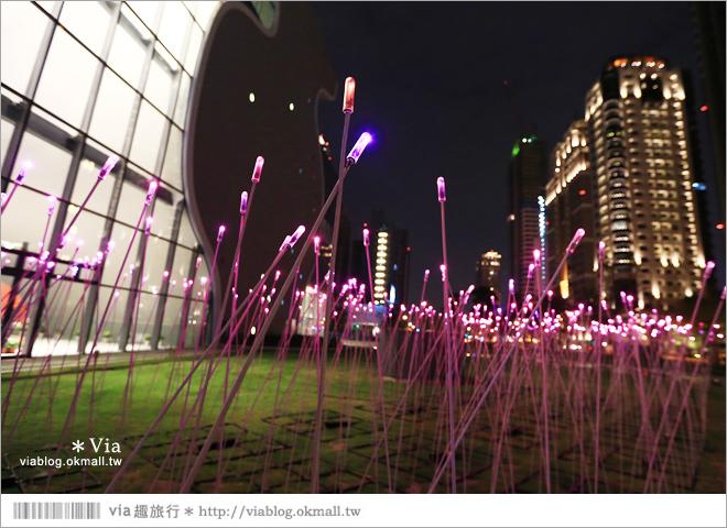 【大都會歌劇院】台中國家歌劇院~夜間水舞篇。光舞紀/光影藝術節10