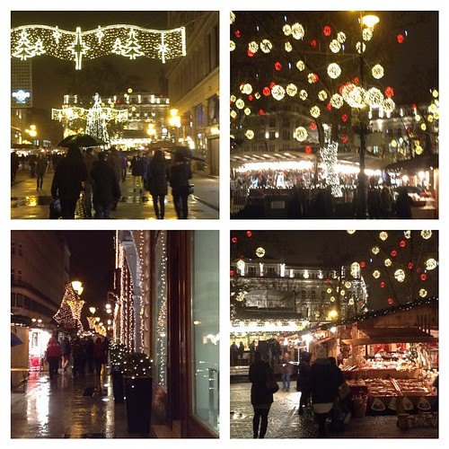 Джингл Белл и прочее романтичное-новогоднее))) #будапешт
