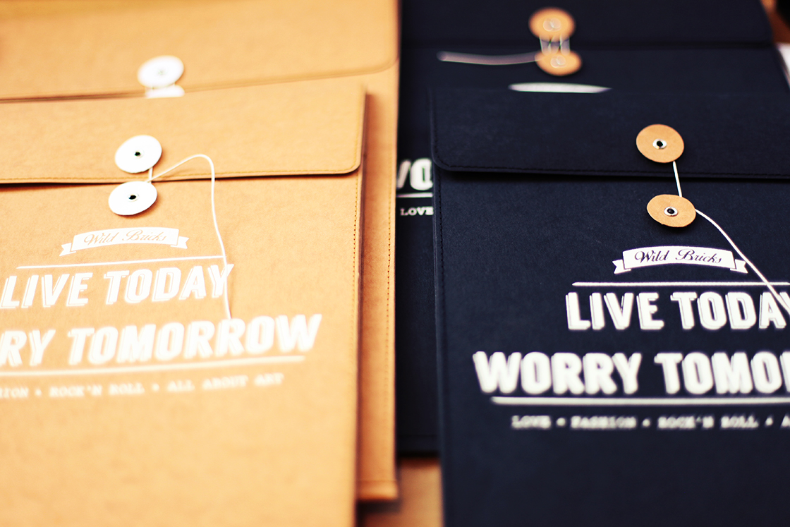 live today worry tomorrow