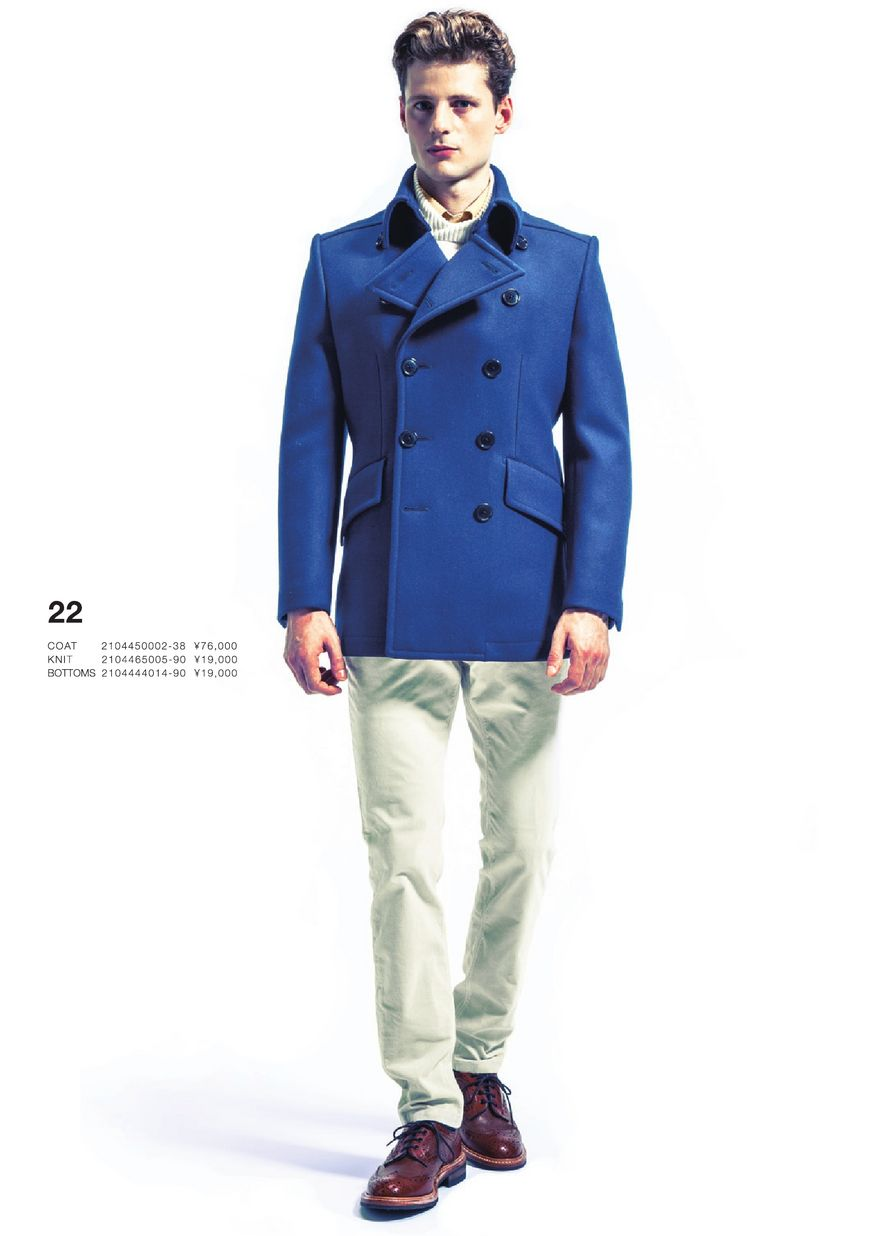 KENT & CURWEN AW14_017Harry Chatfield