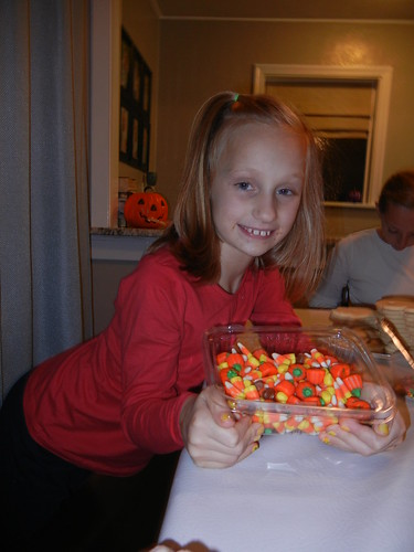 Oct 27 2014 FHE Halloween Sugar Cookies (4)