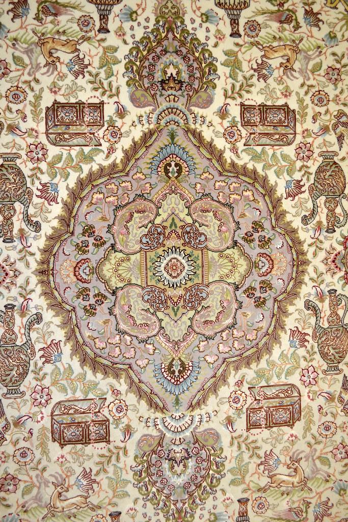 Tabriz Nami 7x10 persian Rug Kase koozeh (3)