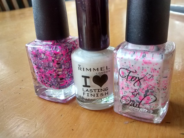 Fox and Owl, Rimmel Polish