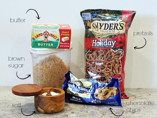 Hi Sugarplum | Crack Bark Recipe