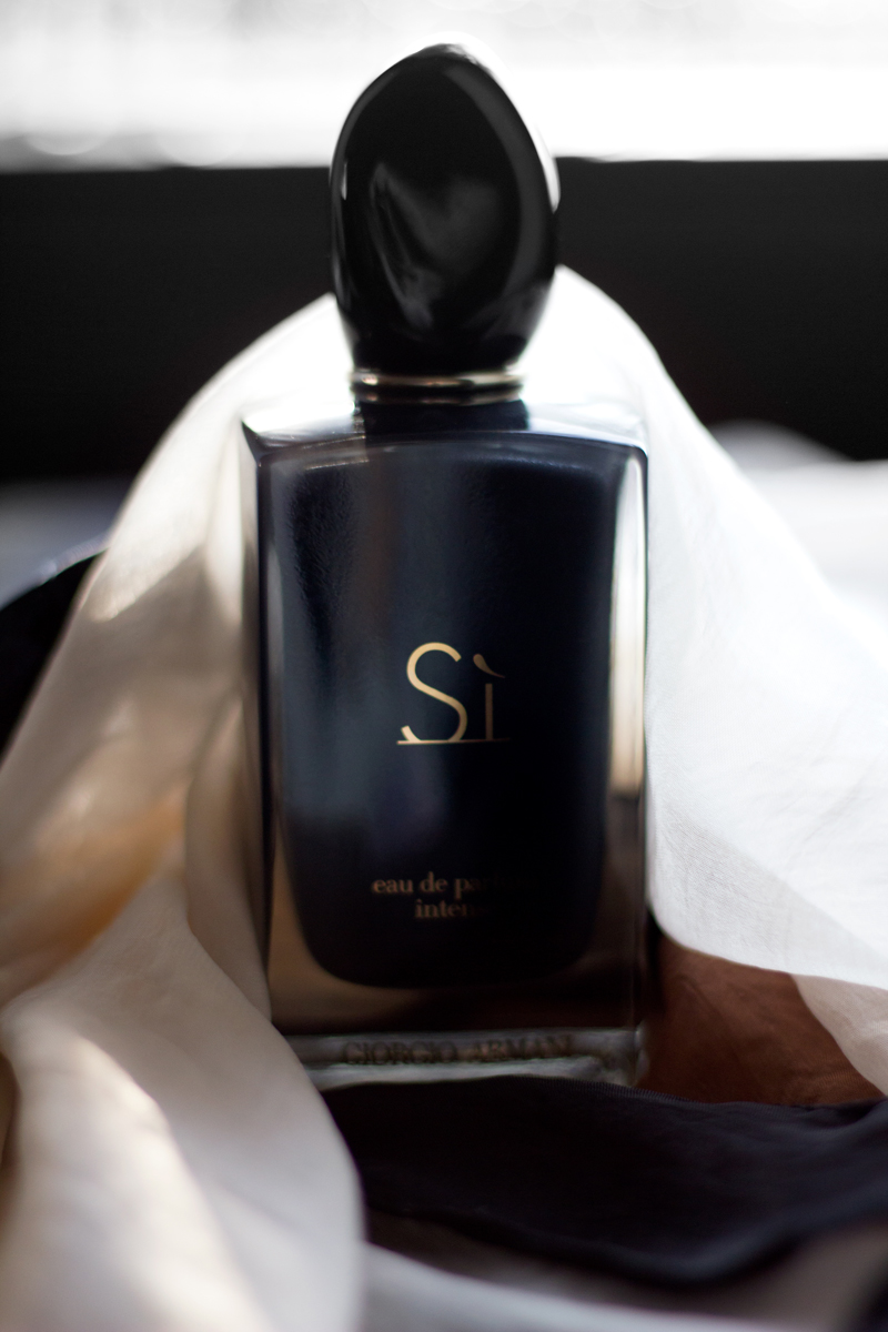 Si Intense by Giorgio Armani on AfterTwoFive.com