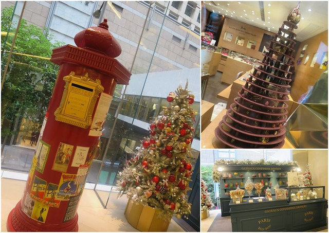 Christmas 2014 - Landmark - Hong Kong