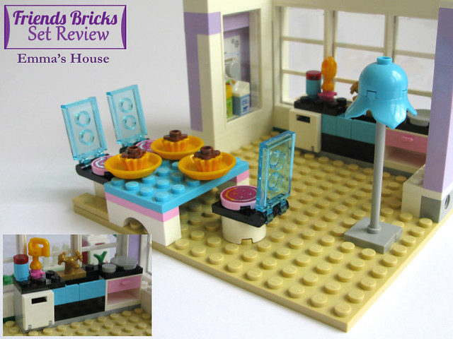 Heartlake Times Review 41095 Emma S House