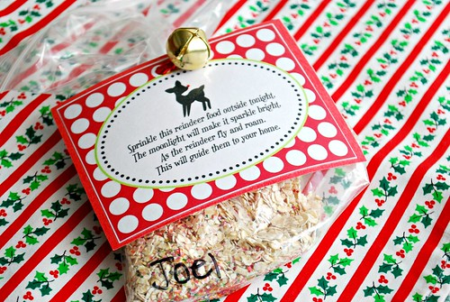 1 Day to Christmas Countdown! - Reindeer Food on Christmas Eve