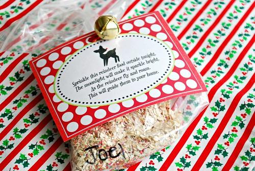 1 Day to Christmas Countdown! - Reindeer Food on Christmas Eve