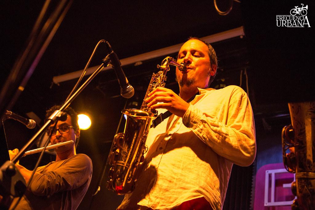 Sinouj en el bogui jazz de madrid frecuencia urbana for Conciertos jazz madrid