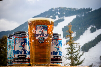 Snow King Brews on mountain