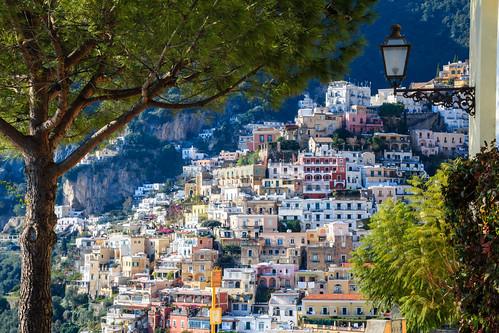 Positano, gem on the Amalfi coast