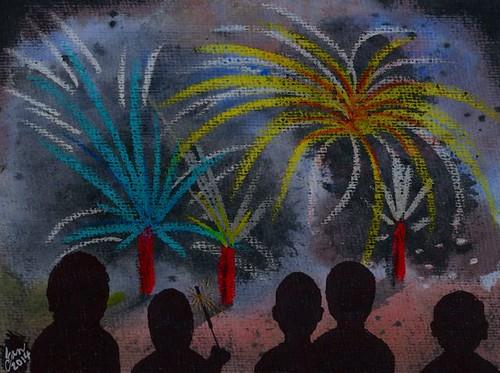 Week 52 Fireworks II