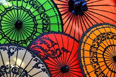 umbrella, symmetry, line, circle,