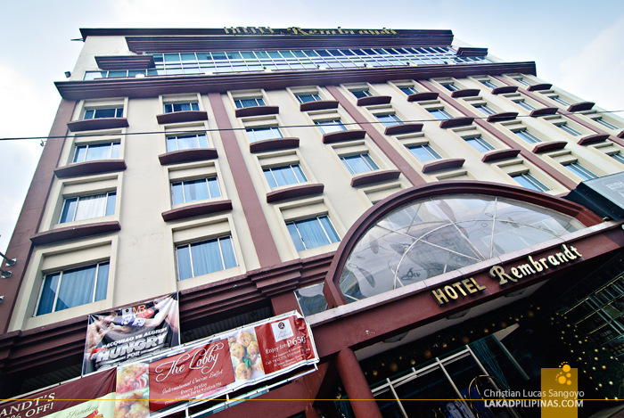 Hotel Rembrandt in Quezon City