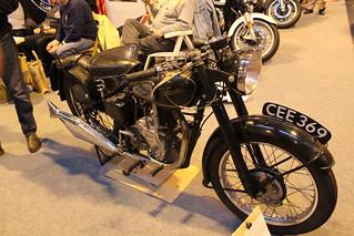 Velocette 1951 MAC 350cc