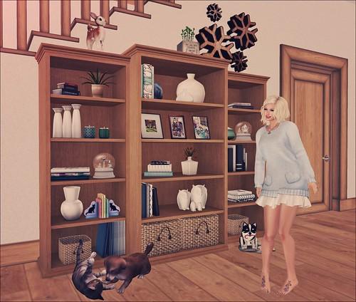 Style - A Little Clutter Never Hurt