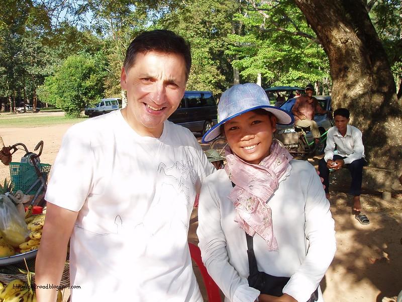 Камбоджа, жители