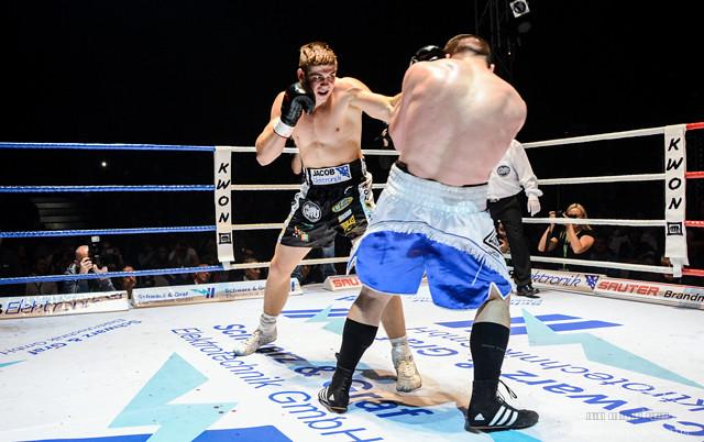 Vincent Feigenbutz boxt sich in die Herzen der Fans