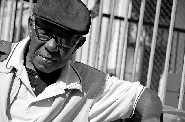Mirada de un señor fotógrafo de La Habana