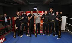 """Team Deutschland""""-Boxer überzeugen mit tollen Kämpfen"""