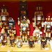 Nutcrackers for sale at Vancouver Christmas Market 2014