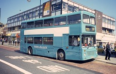 County Bus, Harlow