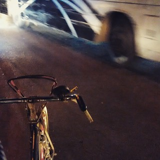#traffic jam  #rickshaw #night #frontline
