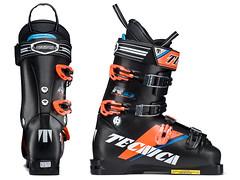 Prodám závodní boty TECNICA 14/15 - titulní fotka