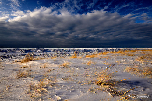winter sky lake snow ice beach grass clouds frozen nikon michigan great wide lakes sigma 1020mm d5100